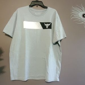 Under Armour Project Rock T-Shirt. Sz. 2XL.